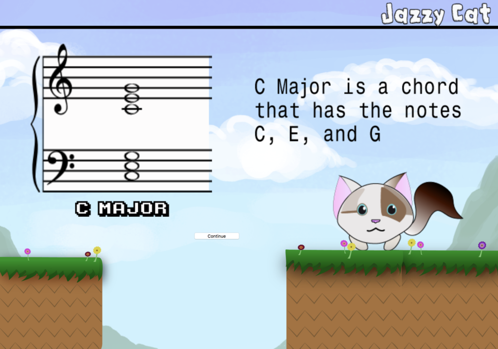 The explanation of C Major